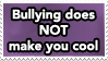 Anti-bullying Stamp by Aster96