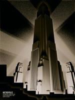 Metropolis by angeldustrial