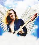 Metallica Angel by Julis-Rocks