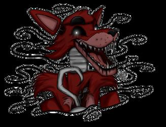 The Dark Fox by Julis-Rocks