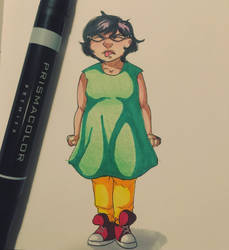 Meg!! by niktropolis