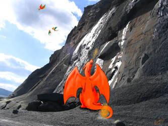 Cliffs of Silver by GodsKid