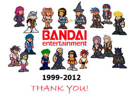 Thank You Bandai Entertainment by penguintruth