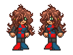 Dragon Ball FighterZ - Android 21 by penguintruth