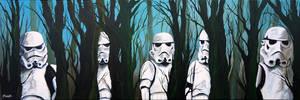 Swamp Troopin by TrampLamps