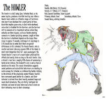 L4D New Infected - The Howler by Aonon