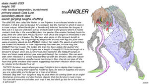 L4D new Infected - The Angler by Aonon