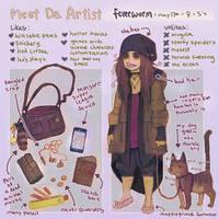meet da artist by Chaotic-Muffin