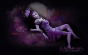 True Blood - Eric and Sookie Wallpaper by Mysticsoulfanart