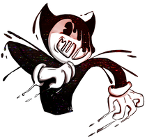 Bendy And The Ink Machine! by Fab-FFz