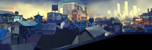 2012.8 slum  draft by artbybin