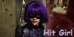 Hit Girl Stamp by KarToon12