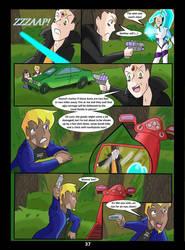 Jamie Jupiter Season2 Episode3 Page 37 by KarToon12