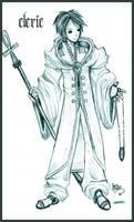 Cleric - Trisphere by cha-no-ki