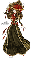 Fallyn Neala Rainecourt by Seitou
