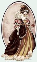 Princess Snow White by Seitou
