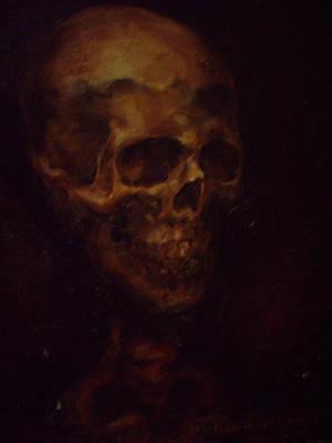 The Macabre by myconius
