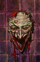 Batman: Death of The Family by myconius