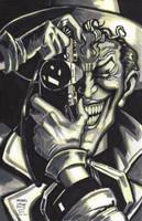 Batman Killing Joke 8-30-2013 by myconius
