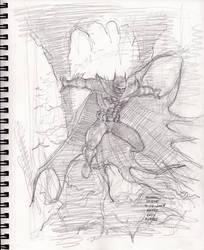 Batman#655 4-14-2018 by myconius