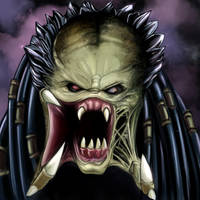 Predator by brianrogersart