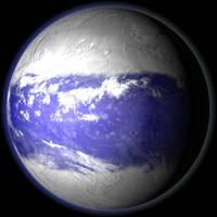 Ice Planet by 1Wyrmshadow1