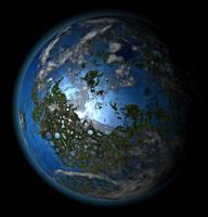 Terraformed Moon by 1Wyrmshadow1