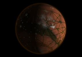 Lowellian Mars by 1Wyrmshadow1