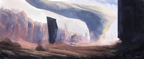 Desert by HetNoodlot