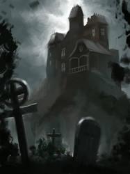 Manor House by HetNoodlot