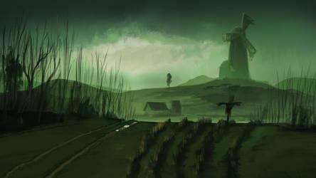 Sinister Land by HetNoodlot