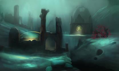 Underwater Living by HetNoodlot