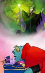 BenJJedi's Sleeping Beauty Poster by BenJJedi