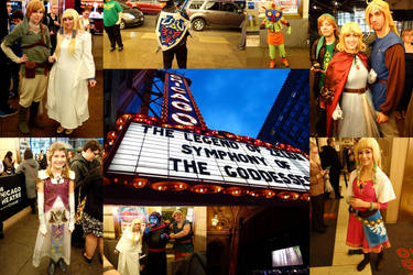 Symphony of the Goddesses: The Chicago Theater by dekuNukem