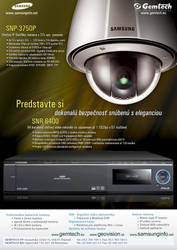 Samsung security camera poster by daddy11