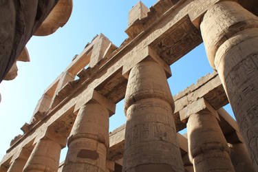 Karnak Temple by daddy11