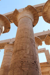 Karnak Temple 2 by daddy11