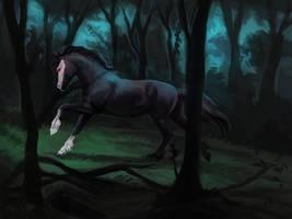 Commission: Devenirr by Memuii