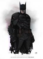 Batman Arkham Knight - Batman by BrokenNoah