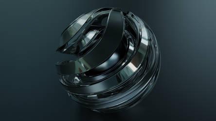 SteelGlobe by FracTaculous3D