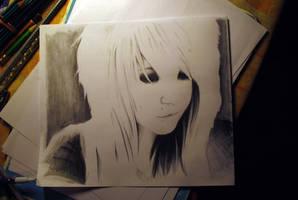 girl 7 by JabinQuaken