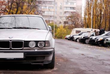 BMW by JabinQuaken