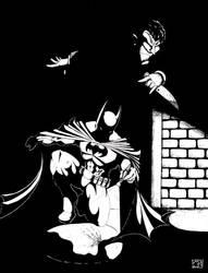 June 05 Batman Contest Winner by TheV-A-D-A
