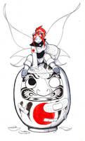 Calderilla pro Japan by Laurielle-Maven