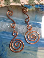 spirals by Syamavallabha