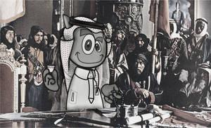 Fella of Arabia by Mr-Graphic
