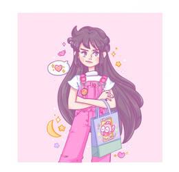 Rei Hino by pomifumi