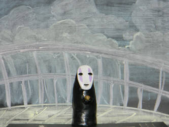 Little to no-face by spastic-jaki