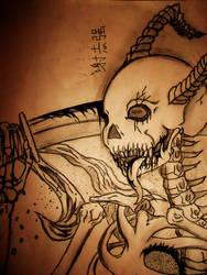 The Demonic Enchanter by kakashi7121