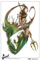 Mermaid, J. Tyndall by ulamosart